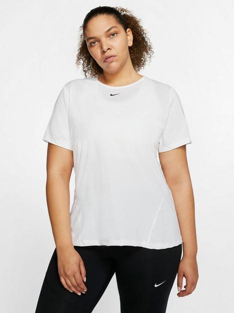 nike-pro-curve-training-all-over-mesh-t-shirt-white