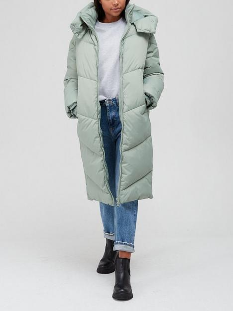 v-by-very-longline-relaxed-padded-coat-sage