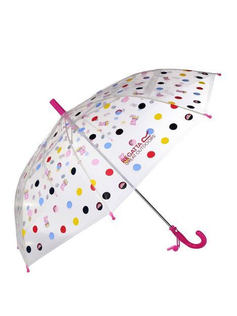 regatta-peppa-pig-polka-dot-kids-umbrella