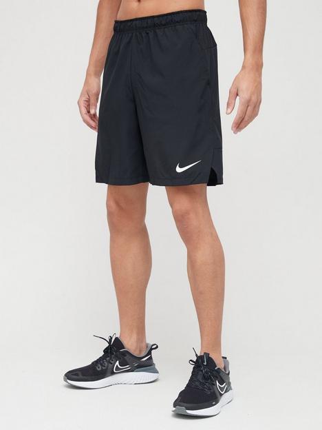 nike-training-flex-woven-30-shorts-black