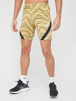 nike-mens-dri-fitnbspstrike-21-shorts-blackgold
