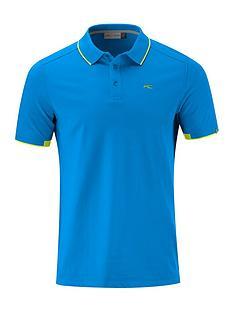 kjus-golf-silas-polo-front-logo