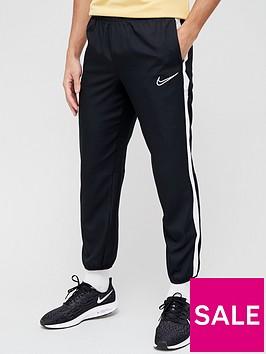 nike-mens-dry-academy-pant-adjustablenbspwoven-sweatpants-black