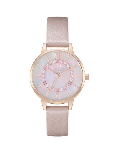 olivia-burton-olivia-burton-wonderland-sparkle-wonderland-blush-mop-dial-pearl-pink-rg-watch