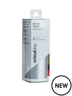 cricut-cricut-smart-vinyl-permanent-5-sheets-55x12-elegance-for-joy