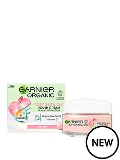 garnier-garnier-organic-rosy-glow-3in1-youth-cream-50ml-radiant-and-glowing-skin-with-rosehip-seed-oil-and-brightening-vitamin-c-vegan-formula-for-all-skin-types