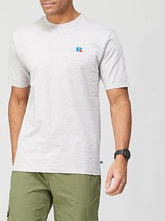 russell-athletic-baseliner-t-shirt-grey-marl