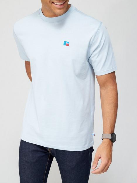 russell-athletic-baseliner-t-shirt-blue