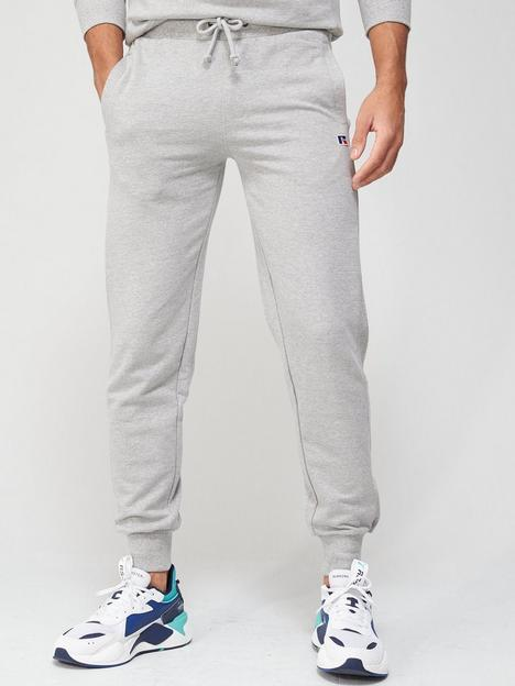 russell-athletic-ernest-joggers-grey-marl