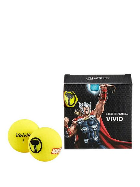 volvik-marvel-4-ball-pack-thor