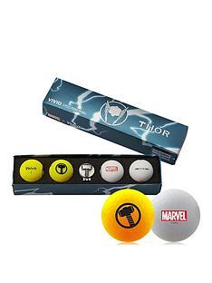 volvik-marvel-4-ball-marker-pack-thor