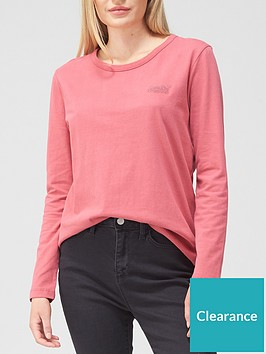 superdry-orange-labelnbspclassic-long-sleevenbsptop-pinknbsp