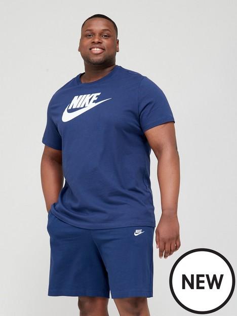 nike-nswnbspicon-futura-t-shirt-navywhite