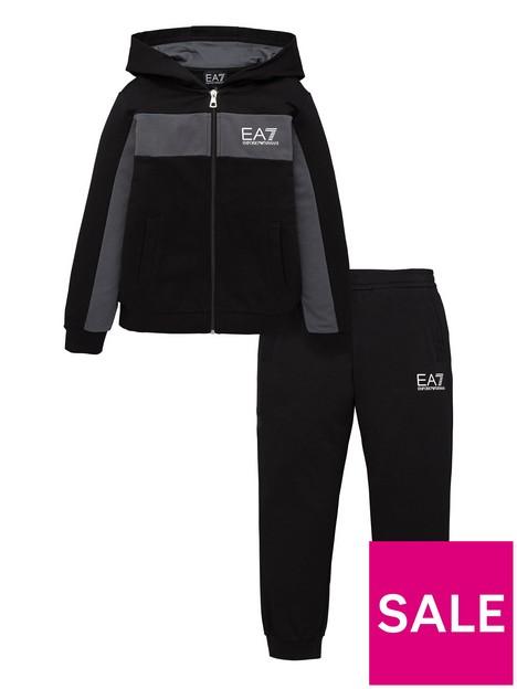 ea7-emporio-armani-boys-colour-flash-zip-thru-hooded-tracksuit-blackcharcoal