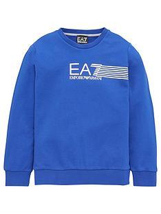 ea7-emporio-armani-boys-7-lines-logo-sweatshirt-blue