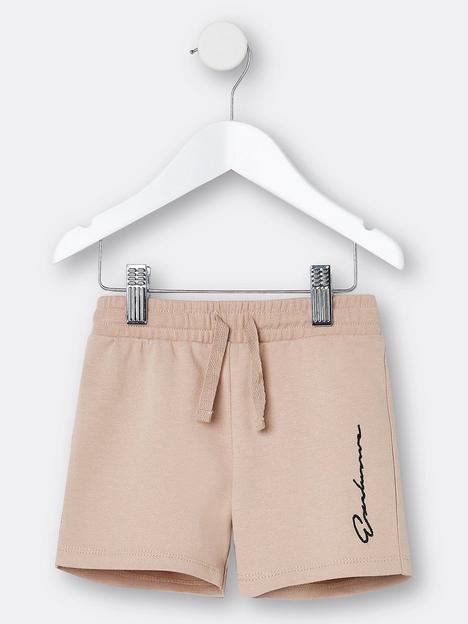 river-island-mini-boys-logo-jog-shorts--nbspstone