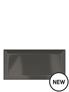 tile-giant-metro-dark-grey-10cm-x-20cm-pack-of-50-tiles