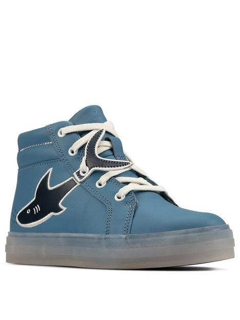clarks-flare-scale-kid-high-top-trainer