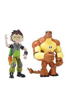ben-10-ben-10-action-figures-twin-pack-jetpack-ben-humungousaur