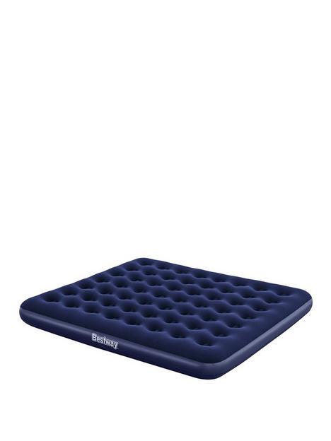bestway-king-flocked-airbed