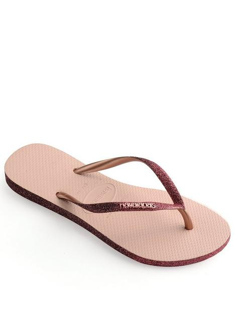 havaianas-slim-sparkle-ii-flip-flop-ballet-rose