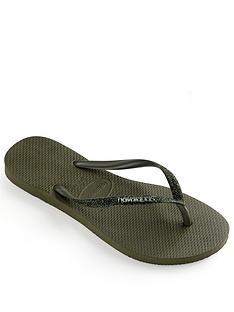 havaianas-slim-glitter-ii-flip-flop--nbspgreen