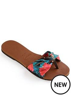 havaianas-you-saint-tropeznbspflip-flop--nbsprust