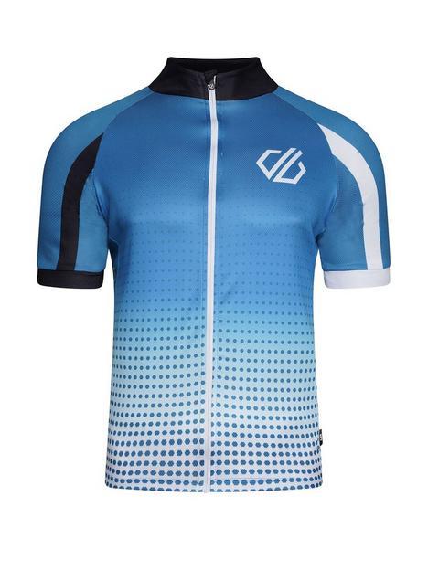 dare-2b-dare2b-petrol-blue-hexagon-gradient-print-cycling-jersey