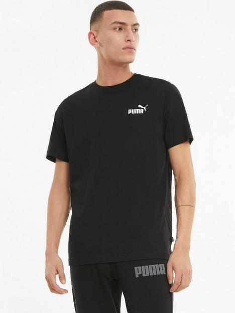 puma-essentials-small-logo-t-shirt-black