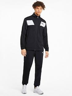 puma-techstripe-tricot-suit-black