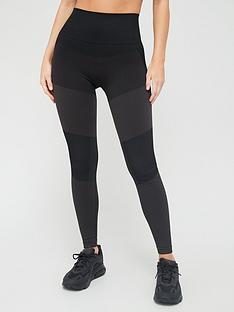 hunkemoller-high-waist-motion-legging-black