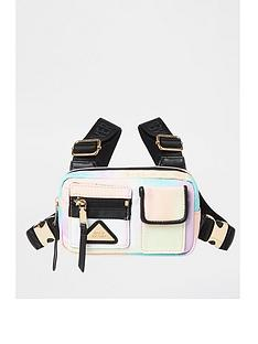 river-island-girls-ombre-chest-pack-bag--nbsppink