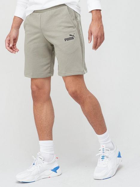 puma-amplified-shorts-khaki