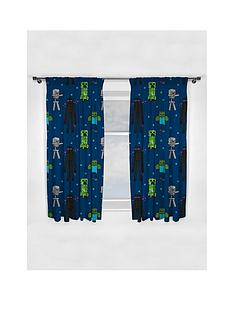 minecraft-creeps-pleatednbspcurtains
