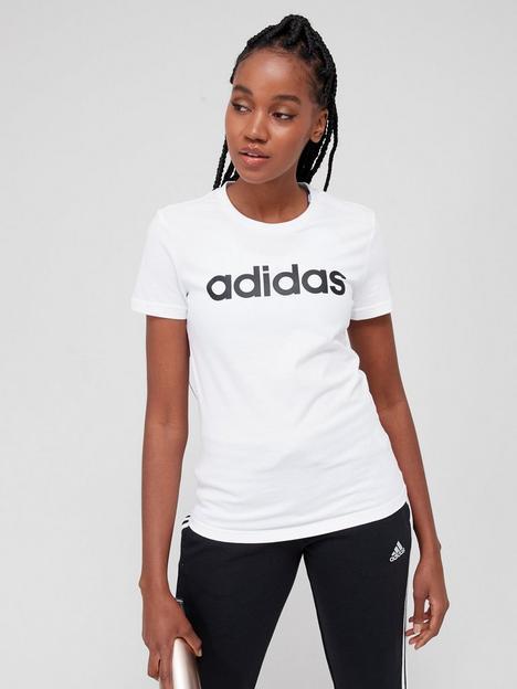 adidas-essentials-linear-slim-t-shirt