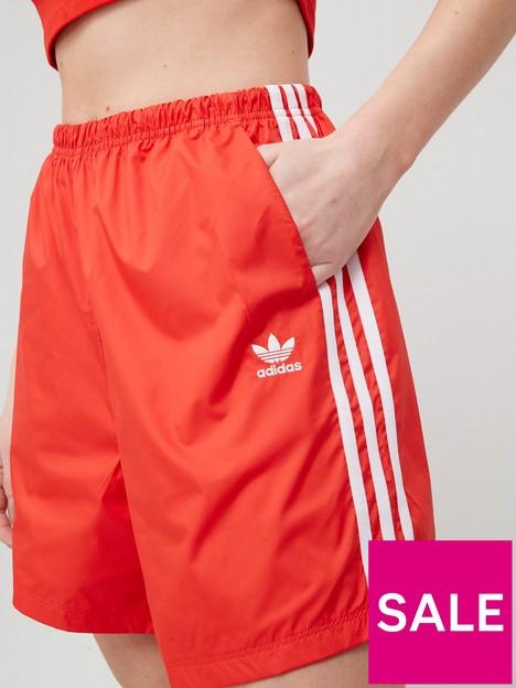 adidas-originals-long-shorts-red