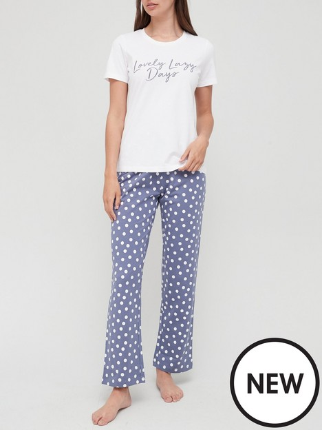 v-by-very-lazy-days-wide-leg-pyjamas-spot