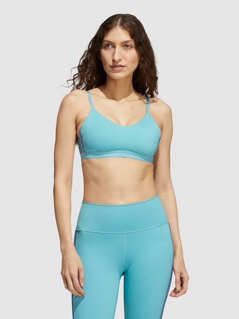 adidas-all-me-3-stripes-bra-light-support-mint