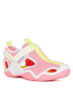 geox-girls-wader-sandals-pinkwhite