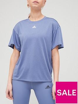 adidas-training-heatrdy-3-stripes-t-shirtnbsp-nbspviolet