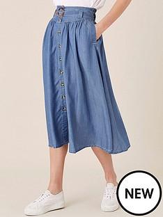 monsoon-belted-tencel-skirt