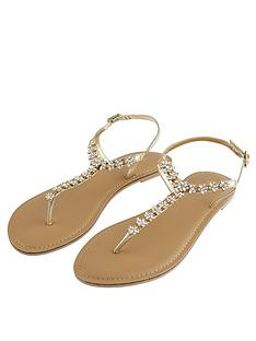 monsoon-embellished-toe-post-sandal-gold