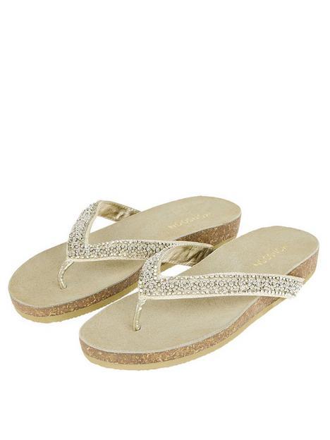 monsoon-embellished-footbed-toe-post-sandal-gold
