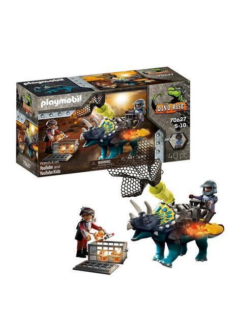 playmobil-playmobil-70627-dino-rise-triceratops-battle-for-the-legendary-stones