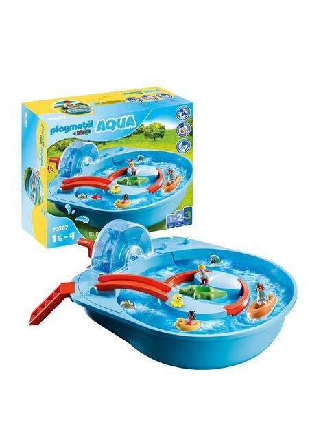 playmobil-123-aqua-70267-splish-splash-water-park-for-18-months