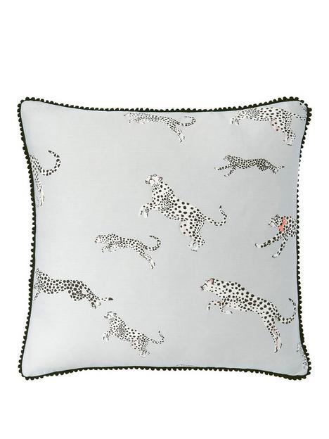 yvonne-ellen-mono-cheetah-cushion