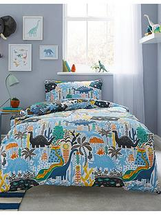 silentnight-silentnight-healthy-growth-dinosaur-duvet-set-double