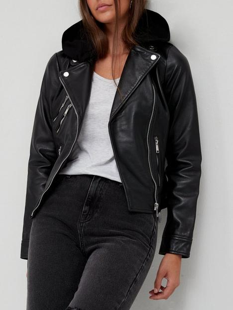 v-by-very-leather-biker-with-jersey-hood-blacknbsp