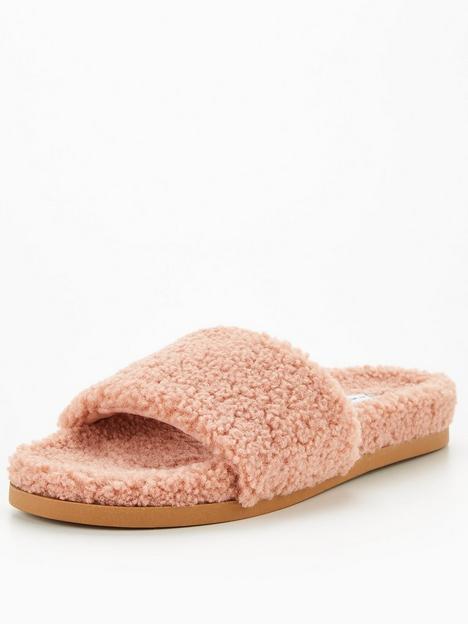 v-by-very-faux-fur-slider-slipper-pink