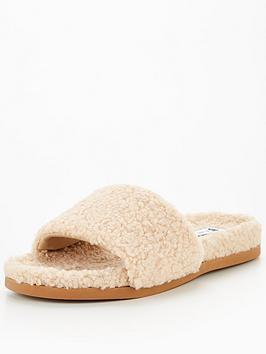 v-by-very-faux-fur-slider-slipper-beige